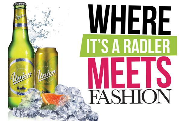 Where it's a Radler Meets Fashion