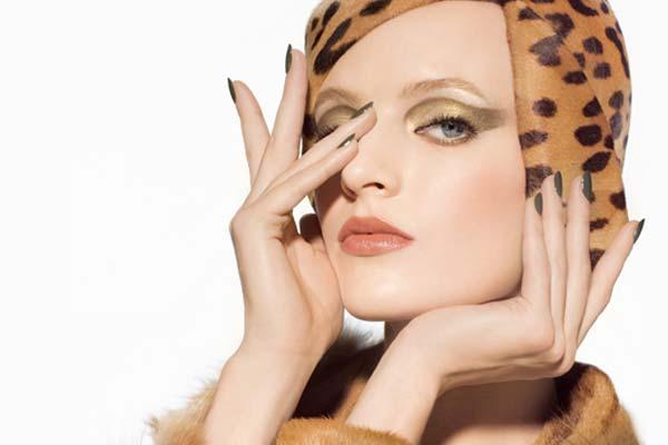 Make-up Trends Najaar 2012 - Dior Golden Jungle AW12