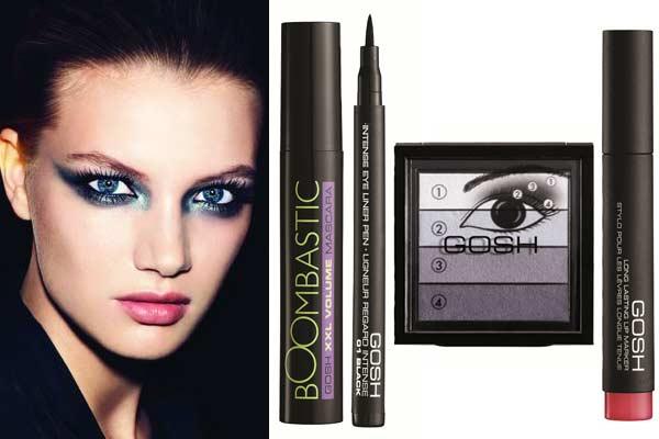 Make-up Trends Najaar 2012 - Gosh Herfst Look