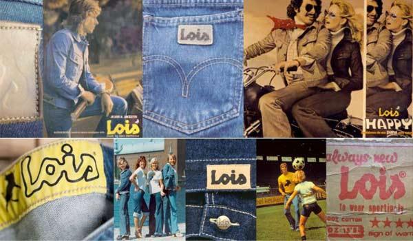 Lois Jeans bestaat 50 jaar
