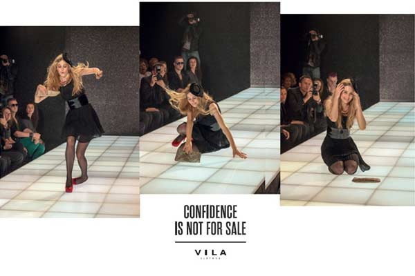 Mode Inspiratie: Vila Confidence is not for Sale Campagne