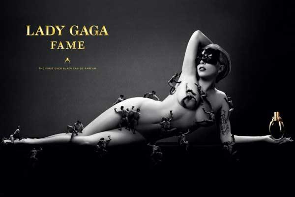 Lady Gaga Fame Parfum
