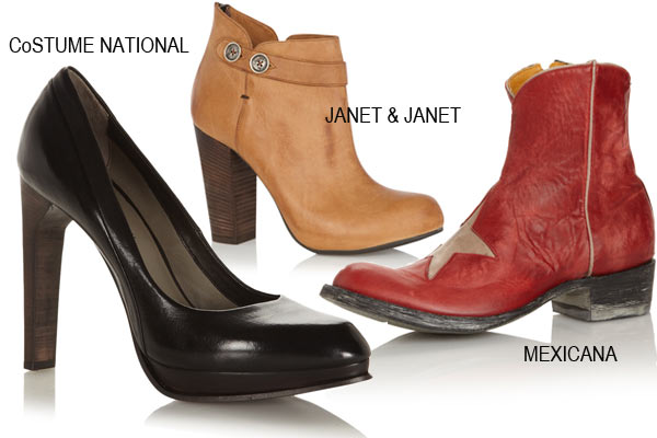 Mode Inspiratie - Nog meer schoenen online bij de Bijenkorf