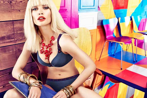 Mode Inspiratie - Marlies Dekkers Cool Scandinavia - Denim Sami