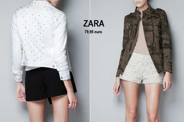 Mode Musthaves Najaar 2012 - Stoere jasjes bij Zara (again)