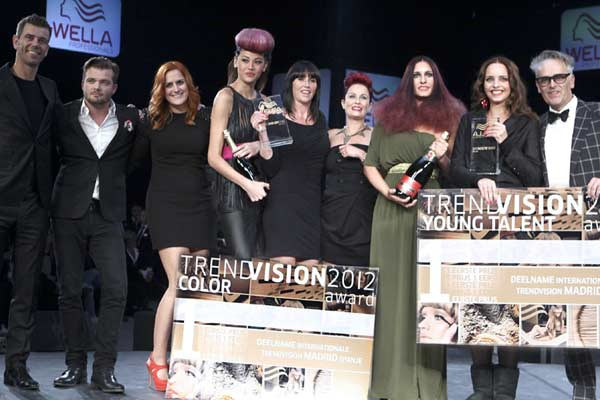 Catwalk Report - Wella Professionals TrendVision 2012 Awards