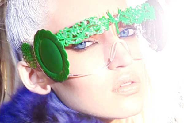 Natasha Morgan: Eyewear voor Fashionista's met lef