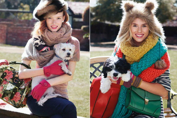 Mode Musthaves winter 2012 2013: Warme winteraccessoires - afbeelding: Accesorize