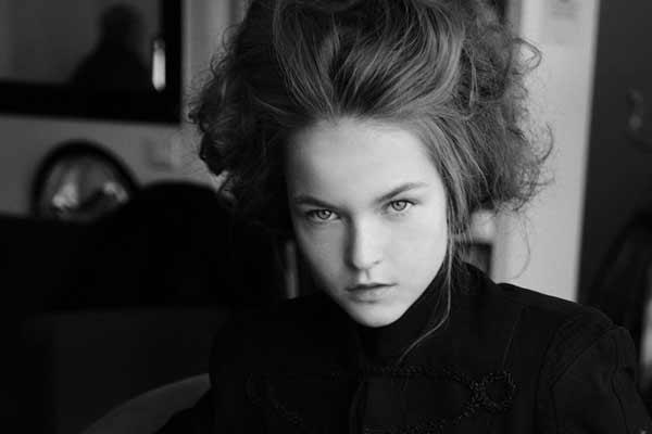 Fashion Nieuws: Nederlands model Felien Bergman bij Louis Vuitton