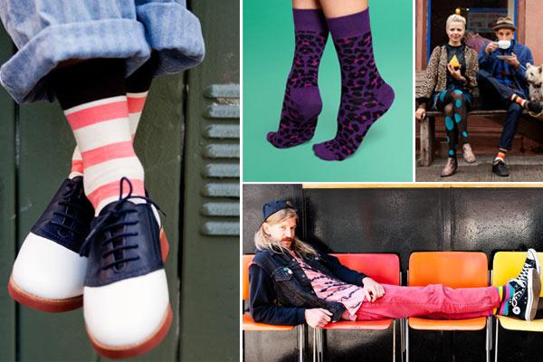Gelukkig worden van sokken: Happy Socks!