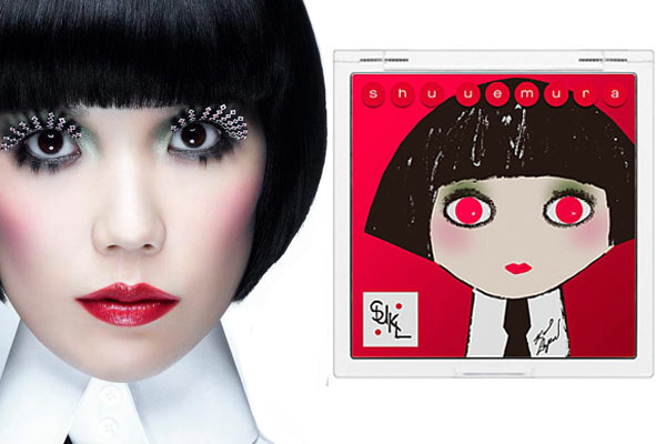 Beauty Nieuws: Karl Lagerfeld voor Shu Uemura – The Mon Shu Collection