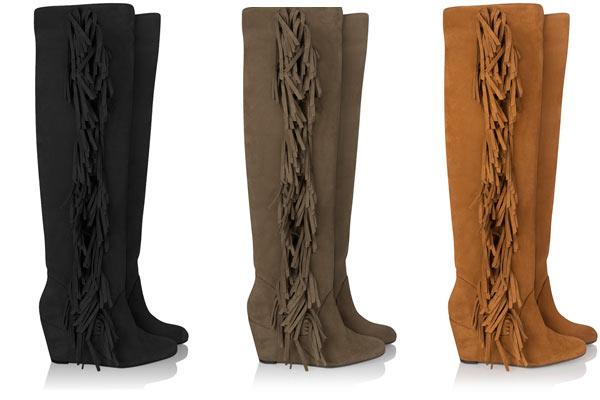 Mode Musthaves voor de winter: Overknee boots van Supertrash