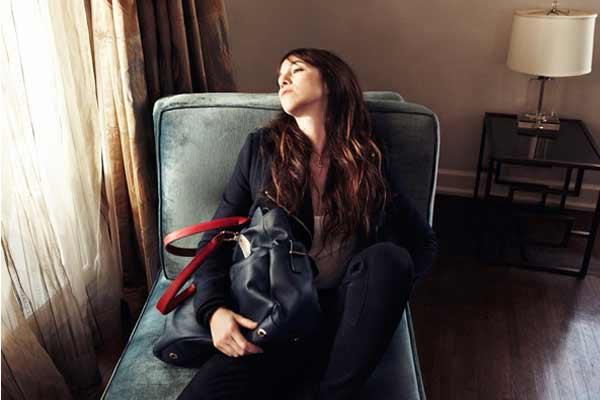 Fashion Nieuws: Tommy Hilfiger Bag met Charlotte Gainsbourg & Drew Barrymore