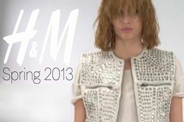 Zin in de lentemode van 2013! H&M Lookbook SS13