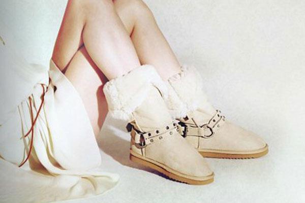 Sheepskin Boots Love From Australia - Western