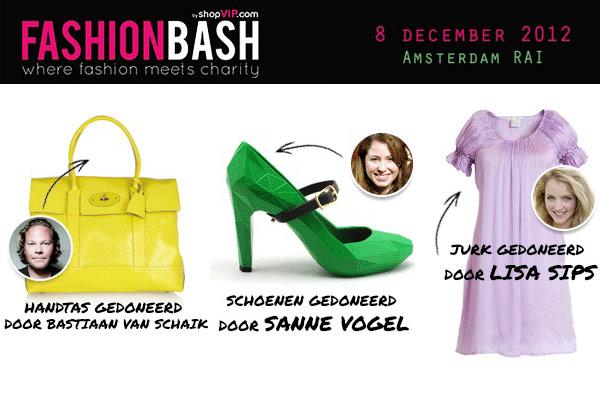 FASHIONBASH by ShopVIP.com - Where Fashion meets Charity!