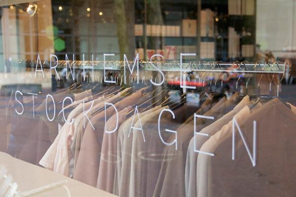 Mode en meer tijdens de Arnhemse Stockdagen