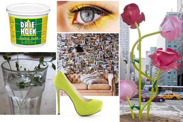 Fashion, Beauty en Lifestyle Trends 2013 -  So HBMEO Trendlist