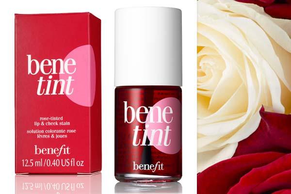 Benetint lip & cheeck stain: Make-up Musthave met een bijzonder verhaal