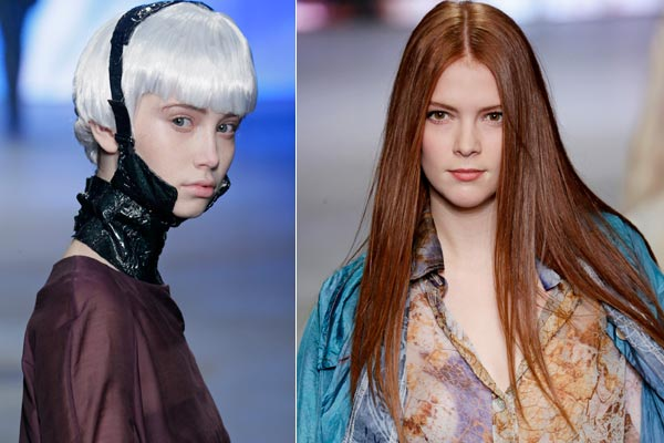 Backstage Amsterdam Fashion Week met L'Oreal Professionel - Report 1