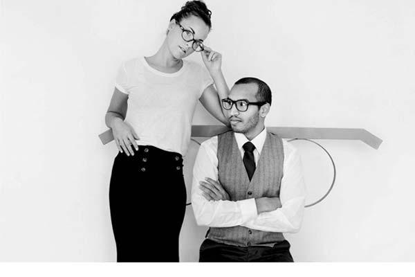 Erik & Emilia brillen 2013