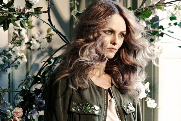 Vanessa Paradis is het gezicht van Conscious H&M