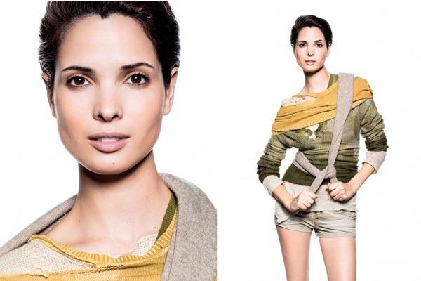 Benetton SS13 campagne - Hanaa Ben Abdesslem