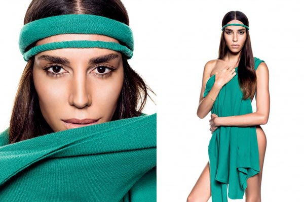 Benetton SS13 Campagne - Lea T