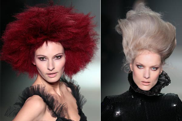 L'Oreal Professionnel Hairshow @ Amsterdam Fashion Week