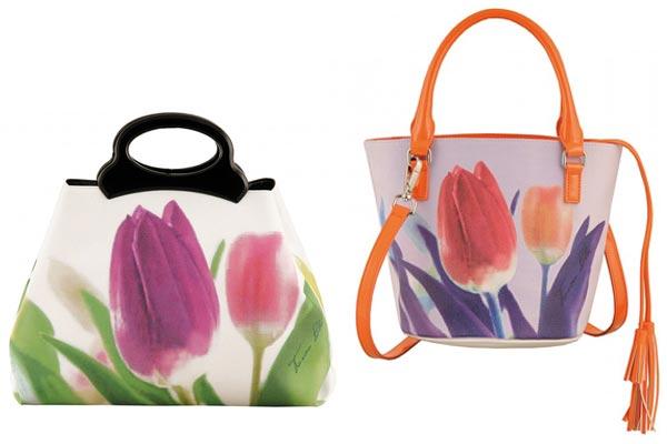 Modetrends Lente en Zomer 2013 - Bloemenprints bij Tosca Blu