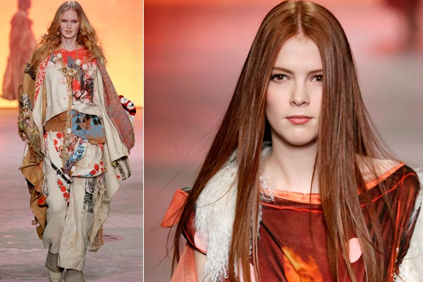Beautiful Redheads @ The People of the Labyrinths AFW