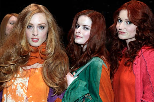 Backstage Amsterdam Fashion Week - The People of the Labyrinths