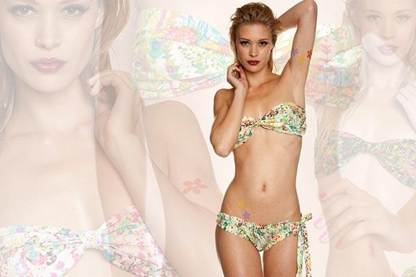 PonchoBikini - Liberty Bikini