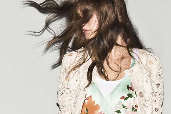 Modetrends Lente en Zomer 2013: Sisley SS13
