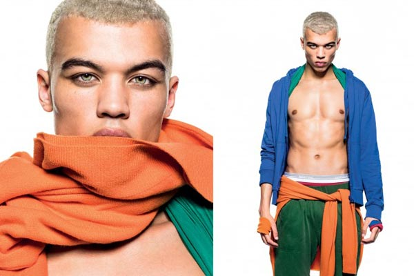 Benetton SS13 Campagne - Dudley O'Shaughnessy