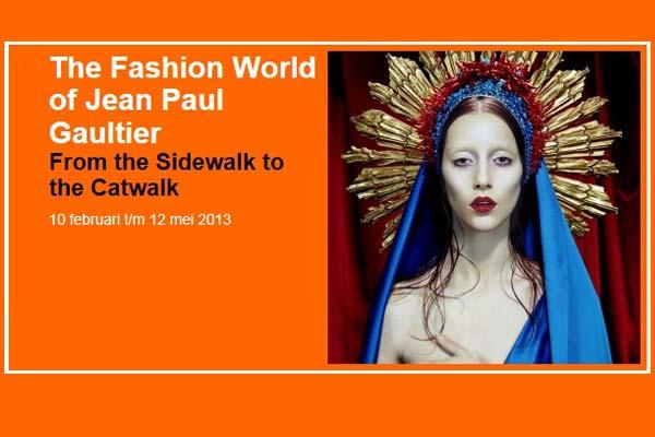 Jean Paul Gaultier komt naar Rotterdam