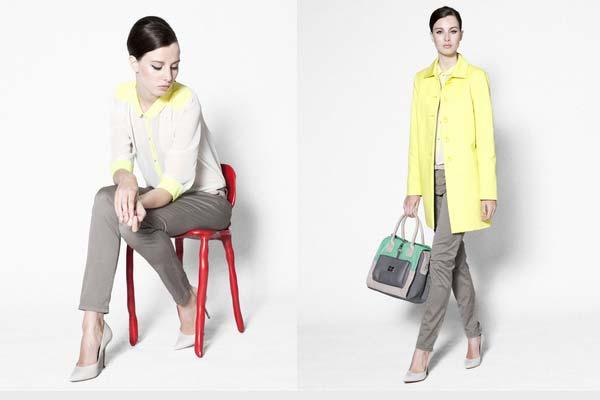 Modetrends Lente en Zomer 2013: MEXX Metropolitan Looks 3 en 4