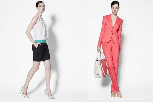 Modetrends Lente en Zomer 2013: MEXX Metropolitan Looks 5 en 6
