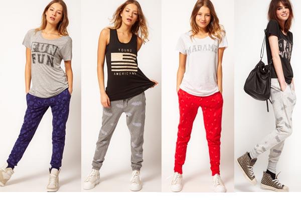 Dress up your Sweatpants - Zoe Karssen