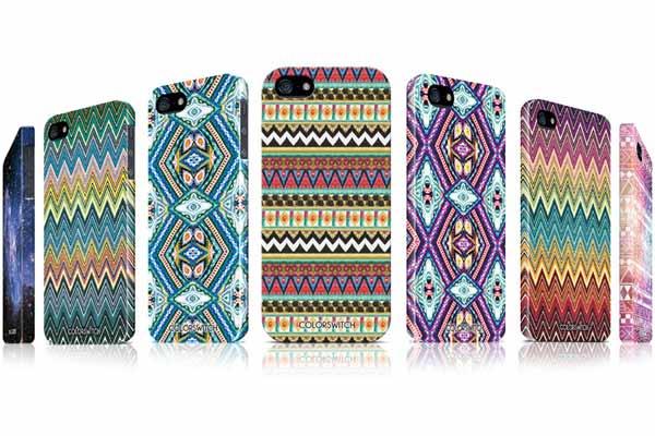 Customize je iPhone met ColorSkin van ColorSwitch