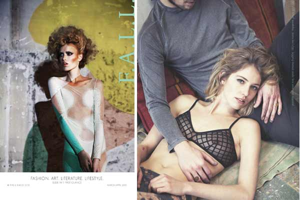 Nieuw Nederlands Magzine: F.A.L.L.