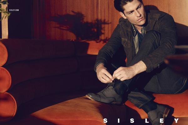 Milla Jovovich en Tyson Ballou voor Sisley SS13 campagne - 8