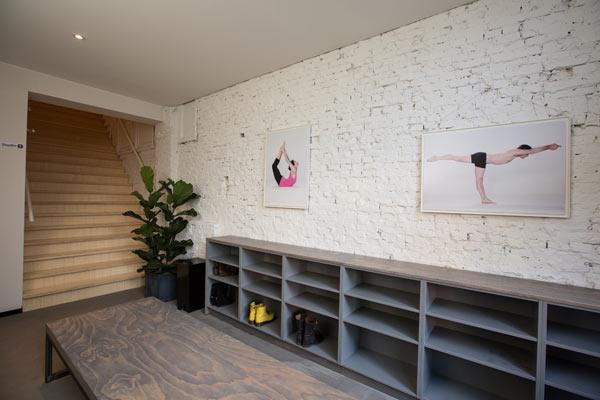 Absolute Yoga - interieur
