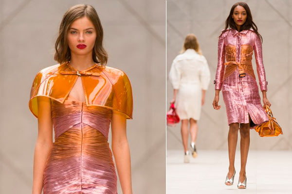 Burberry Prorsum Runway Collection SS13