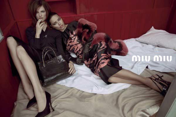 Fashion Video: Miu Miu SS13 campagne met een Nederlands tintje