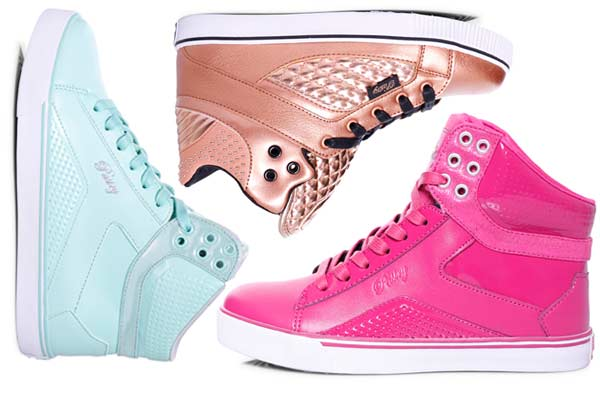 Mode Musthaves SS13 Pastry Sneakers