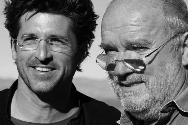 Patrick Dempsey voor Silhouette - Behind the scenes met fotograaf Peter Lindbergh