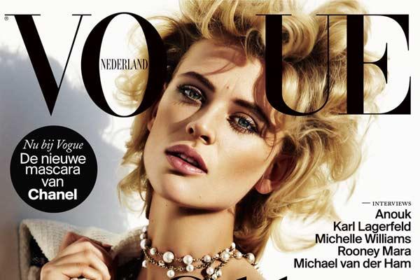 Hieperdepiep Hoera! Vogue Nederland 1 jaar!