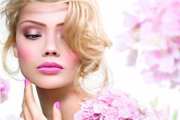 Make-up Trends Lente en Zomer 2013 – Babor Floral Beauty