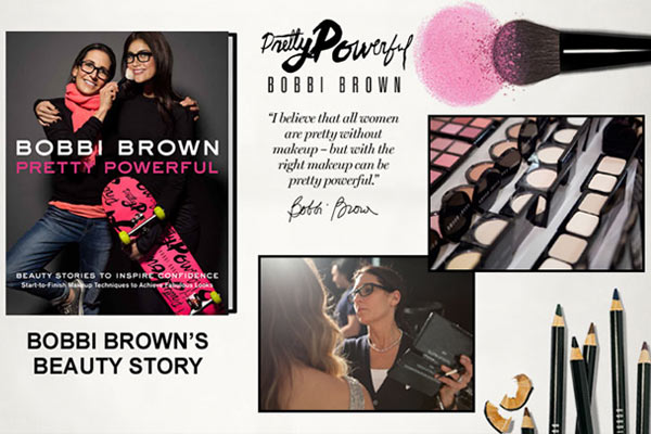 Bobbi Brown Pretty Powerful –win een reis naar NY voor jou en je BFF